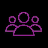 Hire & Events Purple
