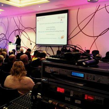 Cymorth Cymru 2015 Radisson blu conference